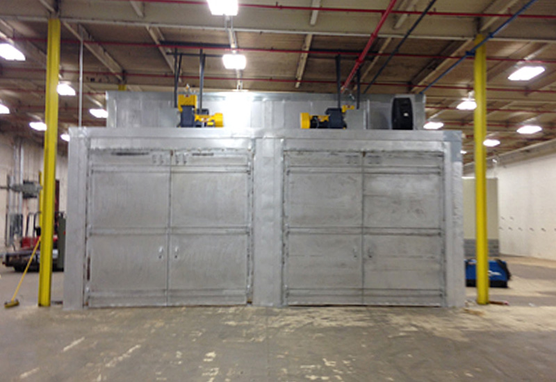 Batch Systems Oven 2