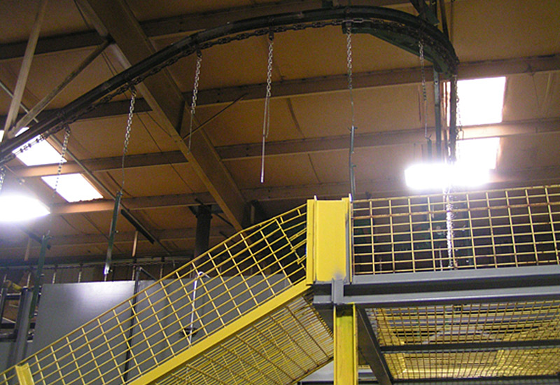 Conveyor 3I Beam