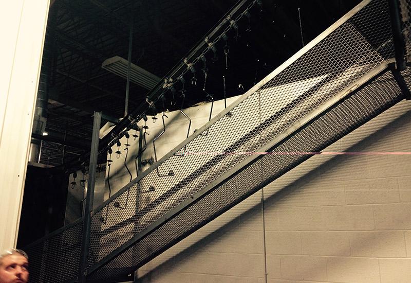 Conveyor Going UpB