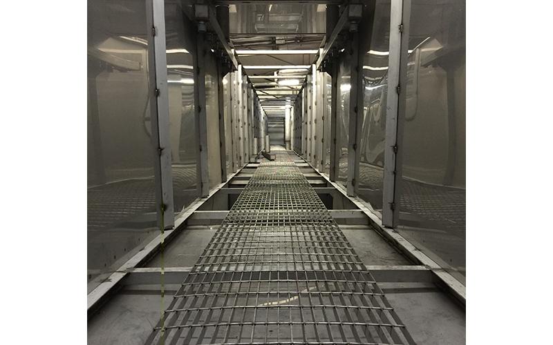 Industrial Washer Washer Interior